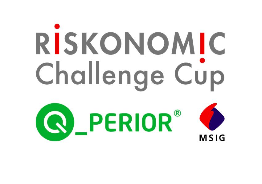 RISKONOMIC Challenge Cup mit Q_PERIOR und MSIG